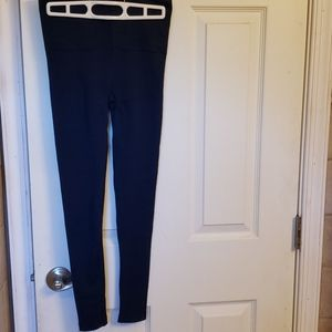SPANX NWOT Navy Blue leggings size small